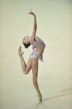 Alina Ermolova (Russia), junior, European Championships (Holon) 2016