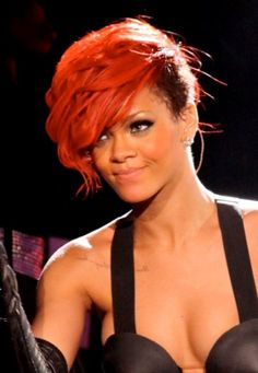 Top 10 Crazy Color Hairstyles