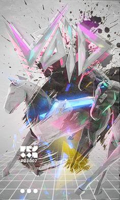 Digital Artwork by Giampaolo Miraglia
