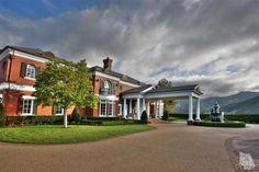 Wayne Gretzky's Thousand Oaks Estate #CelebrityHomes #LuxuryHomes