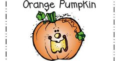 Orange Pumpkin Orange Pumpkin What do you see?