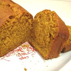 Pumpkin Bread IV - Allrecipes.com