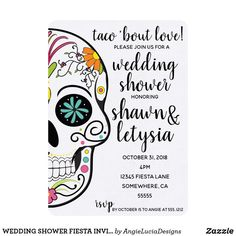 Customizable Invitation made by Zazzle Invitations. Personalize it with photos & text or shop existing designs! Mexican Wedding Invitations, Wedding Shower Invitations, Bridal Shower Party, Mexican Bridal Showers, Create Your Own Invitations, Invite, Photography Ideas, Shop, Technology