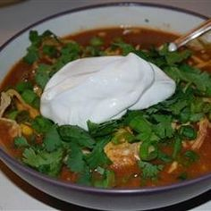 Herbs And Spices, Tex Mex Turkey Soup, Shredded Turkey In A Tomato-Based Soup Is Jazzed Up With Herbs And Spices For A Rich And Warming Alternative To Leftover Turkey Sandwiches.