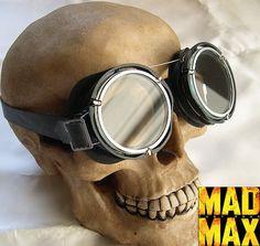 f2e77a0f2a MAD MAX Fury Road - Steampunk Goggles - Post Apocalyptic