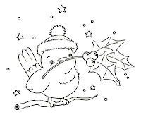 christmas free digital stamps - Google Search