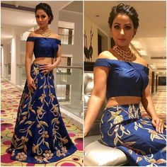 Parineeti Chopra, Hina Khan and Kriti Sanon: Best beauty looks of the week   PINKVILLA