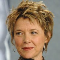 Annette Bening - Great hair colour but without glasses