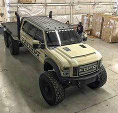 Ford Truck **Commander Cody**