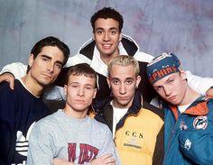 Backstreet Boys en sus comienzos