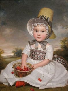 James Earl (American, 1761-1796) «Lady Mary Beauclerk (1791 – 1845), Daughter of Lord Aubrey and Lady Jane Beauclerk» 1793-1794