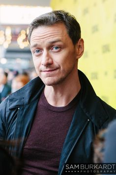 James McAvoy at the premiere of AtomicBlonde at SXSW(12/03/17).  Photo by Samantha Burkardt 2017