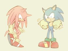 Sonic and Knuckles Switch by sujinee on deviantART