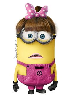 girl minion images - Google Search