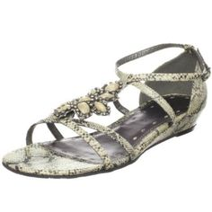 What a hot and sassy sandal! And fit well the object is as defined.