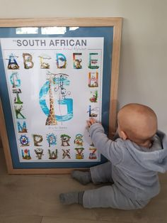 Proudly South African wildlife art and gifts for any occasion. Home to the original, wonderfully whimsical SA Animal Alphabet and a gorgeous collection of photo-realistic SA animal paintings and drawings. Animal Alphabet, Baby Nursery Decor, African Animals, Wildlife Art, Animal Paintings, Personalized Baby, Painting & Drawing, Baby Shower Gifts, Whimsical