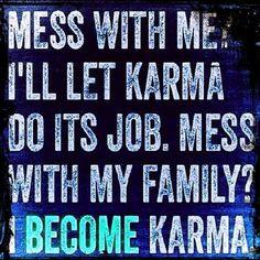 Funny Karma Revenge Quotes | Cute Instagram Quotes