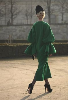 Designer Spotlight-  Ulyana Sergeenko
