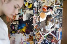 @Taylor Schuelke...check this out. my be an influence for you..it deals with kind of what you are doing..teenage girls in their decorative bedrooms by rania matar