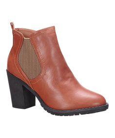 Cognac Nismo Boot