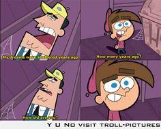 Timmy's dad always was my favorite