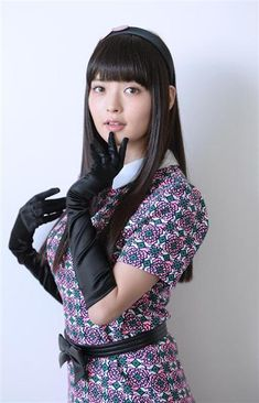 Superstar, Gloves, Punk, Kawaii, Asian, Japanese, Female Models, Leather, Hairdos