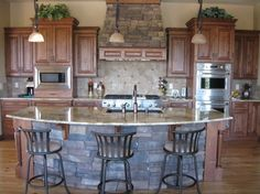 Forest View - traditional - kitchen - denver - Castle Kitchens and Interiors