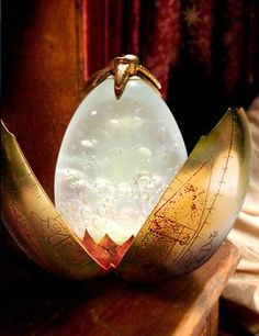 Golden egg - Harry Potter. the second task has always been my favorite.