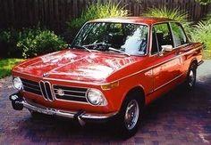 Nice BMW 2002 Tii