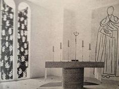 Matisse, Vence