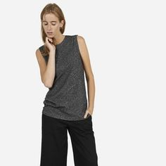The Sweater Muscle Tee - Everlane