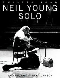 """Neil Young's first leg of his Twisted Road solo acoustic tour featuring the tracks fro his 2010 release """"Le Noise"""" (produced by Daniel Lanois) graced a recently refurbished theater in Worcester, Mass., and I was there: http://madarchivistsclub.blogspot.com/2010/05/neil-young-visits-new-dimensions.html"""