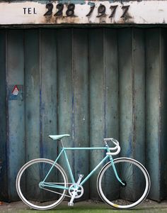 Bianchi - I want it everytime I see it!