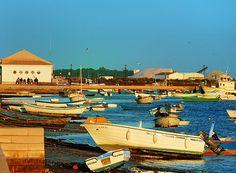 #paysage de #carte #postale à #SantaLuzia #Algarve #Portugal