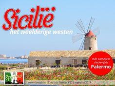 Ontdek het weelderige westen van Sicilië!