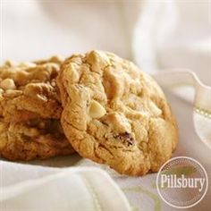 Pistachio and White Chocolate Cookies from Pillsbury® Baking