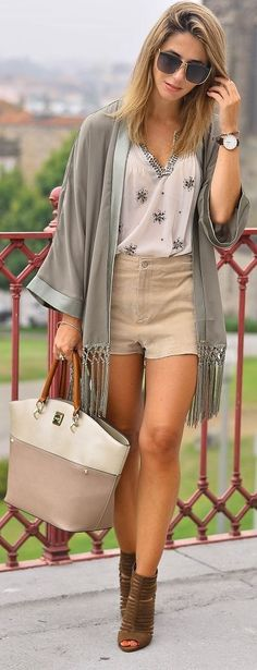 Ma Petite By Ana Lightweigth Suede Shorts