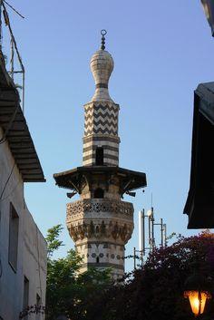 Damascus - Old Minaret | von zishsheikh