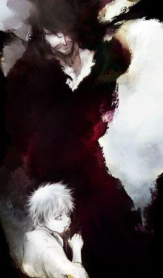 oh my gerd..i cannot emphasize more..of how much i love this! spot on beautiful! Hichigo kurosaki. Zangetsu.