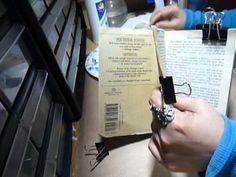 How I prepare books for altering  http://www.youtube.com/watch?v=eUHfPrXwzv4=relmfu