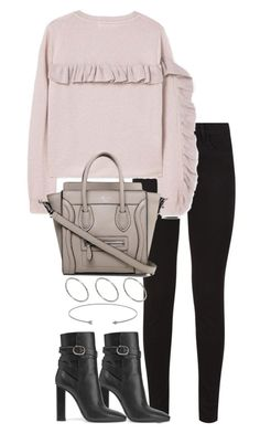 """Untitled #3579"" by theeuropeancloset ❤ liked on Polyvore featuring J Brand, MANGO, Emilio Pucci and ASOS"