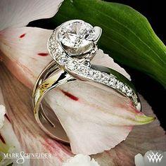 Mark Schneider Vision Diamond Engagement Ring