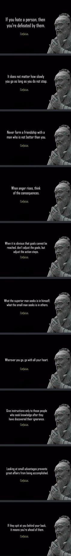 Quotes Discover Confucius say Confucius Citation, Confucius Say, Confucius Quotes, Positive Quotes, Positive Life, Wise Quotes, Great Quotes, Motivational Quotes, Inspirational Quotes