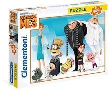 Puzzle Minionki 500 - Clementoni - Zabawki