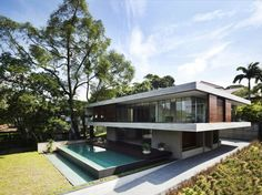 JKC1 House by Ong & Ong Architects