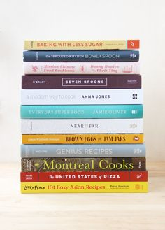foodnouveau: 12 Favorite Cookbooks from 2015, What's on my Wishlist for 2016