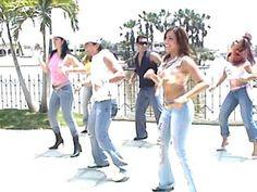 ▶ Clases De Reggaeton - Reggaeton Basic Steps - HD - YouTube