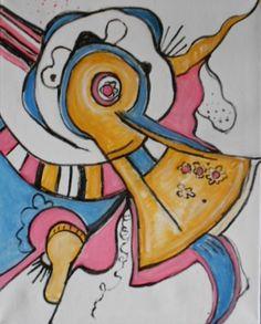 Lucy Maliszewski, BUTTERED POPCORN on ArtStack #lucy-maliszewski #art