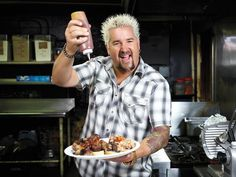 Food Network is airing special episodes of Diners, Drive-ins and Dives all week at 11p|10c!