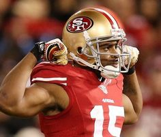 Michael Crabtree - San Francisco 49ers